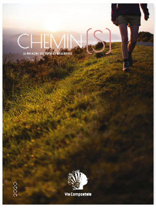 Magazine catalogue Via Compostela chemin 3