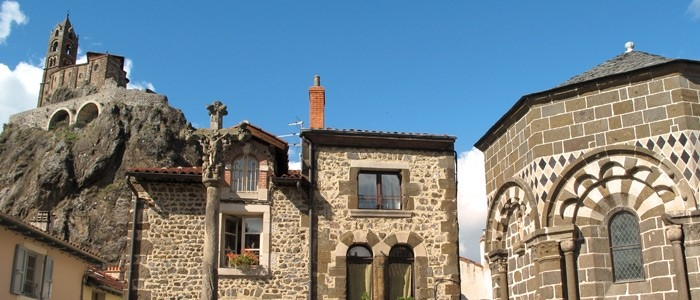 Architecture du Puy-en-Velay