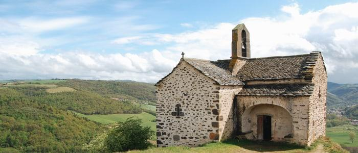 Chapelle proche de Massiac
